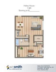 Studio Apartment Floor Plans by Floor Plans And Pricing Bedroom Floor Plans Washington Dc And