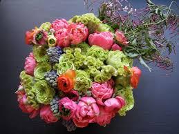 Traditional Flower Arrangement - fall florals pavé style flower arrangements u2013 design sponge