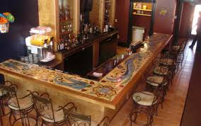 Kitchen Table Or Island Furniture Amazing Rustic Bar Furniture Kitchen Adorable Log