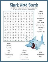 25 shark craft ideas ocean theme crafts