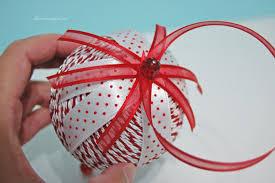 handmade braided trim christmas ornament diy u2013 the ornament