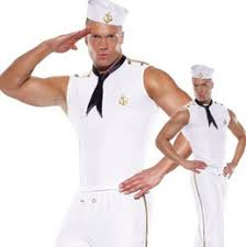 Navy Halloween Costumes Male Halloween Costumes Male