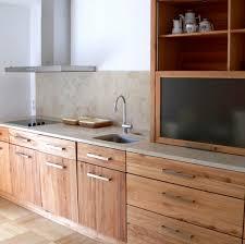 vollholzküche natursteingalerie gmbh jura marmor arbeitsplatte auf küchenzeile