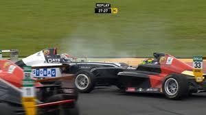 formula 4 car adac formula 4 championship 2017 race 1 eurospeedway lausitz