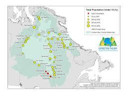 Kavik Alaska Map by The Hudson Bay Consortium