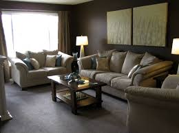 Decorating Bedroom With Black Furniture Amusing 50 Living Room Designs With Brown Furniture Decorating