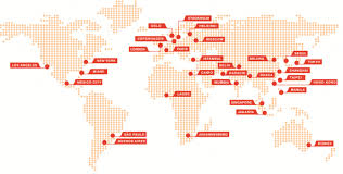 world map of capital cities why is stockholm the best city in the world the big ideas