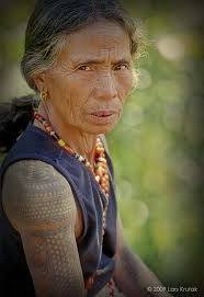 old woman with tattoos tattoo collections