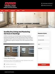 web design services in hastings east sussex james page