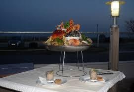 cuisine legrand restaurant le grand large rivedoux plage destination ile de ré