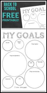 Smart Goals Worksheets 25 Best Goal Setting Activities Ideas On Pinterest Kids Smart