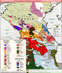Map Of Syria Conflict by Map Of The Ethnic Composition Of The Caucasus Maps Of