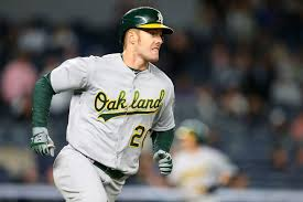 mark canha has open road to oakland a u0027s outfield athletics nation