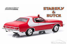 What Was Starsky And Hutch Car Starsky U0026 Hutch 1976 Ford Gran Torino Red Greenlight 86442 1
