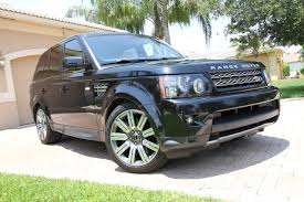 black land rover range rover 2012 black land rover range rover sport supercharged pictures