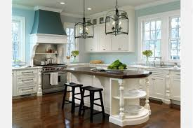 Cottage Kitchen Island by 100 Beach Cottage Kitchen Colors 55 Best Cottage Kitchens