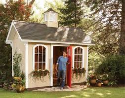 How To Build A Garden Shed Step By Step by Home Dzine Home Diy Home Dzine Build A Wendy House