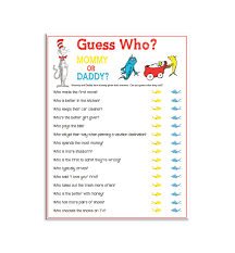 baby shower questions baby shower guess who couples shower