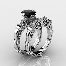 black diamond bridal set 50 unique black and white diamond bridal sets anregung best