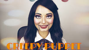 creepy puppet dead silence makeup tutorial laura sanchez
