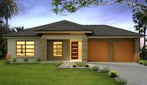 single story houses one storey modern house designs homecrack