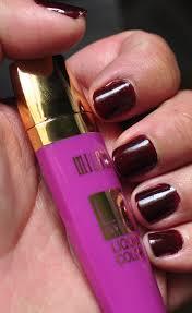 rimmel salon pro nail color with lycra review