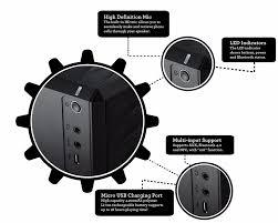 new gadgets china 2017 truewireless bluetooth speaker with dsp