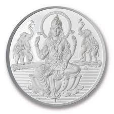 silver coins mahalaxmijewellersonline