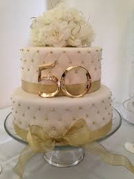 golden wedding cakes 50th golden wedding anniversary cake decorations wedding cake