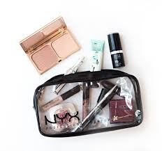 makeup travel bag images What 39 s in my travel makeup bag pinterest travel makeup bags jpg