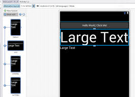 xamarin android set layout multi view edit with the xamarin android designer xamarin blog