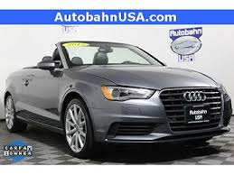 audi cabriolet convertible used audi convertibles for sale with photos carfax