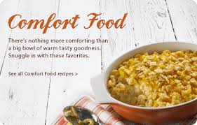 Comfort Photo Comfort Food Recipes