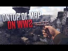 ww2 glitches u0027 4 new out of map glitches u0027 using care packages
