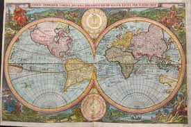 Eastern Hemisphere Map New Acquisitions