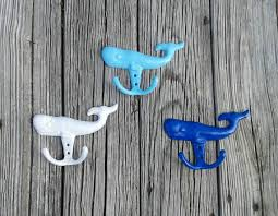 themed wall hooks whale wall hook nautical themed decor nautical nursery