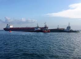 car junkyard singapore tanker dredger collide off singapore 2 dead 3 missing sfgate