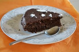 recette cuisine gateau chocolat gâteau chocolat cannelle avec un décor en sucre glace