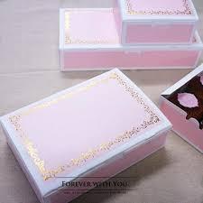 boite a gateau mariage vente en gros livraison gratuite emballage de cupcake de boîte en