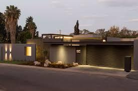 modern minimalist flat roof garage with balcony ideas goocake nice