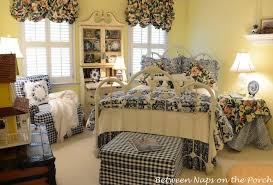 Blue And White Bedrooms Blue And White Bedroom Guest Room