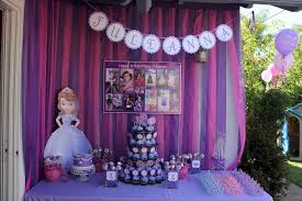 sofia the birthday ideas princess sofia birthday party ideas photo 1 of 18 catch my party