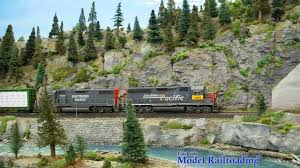 mike mcginley s southwestern pacific layout is an amazing ho scale