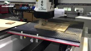 Cnc Cabinet Doors by 146c Series With Specialized Aggregate Cutting Cabinet Door Panel