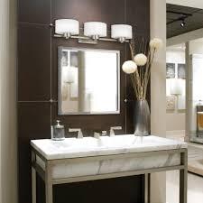 elegant bathroom vanity mirror lights fascinating designing