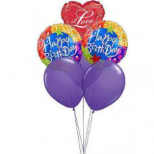 50th birthday balloon delivery birthday balloons delivery nationwide send birthday balloon bouquets