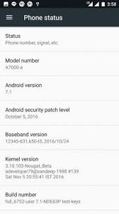 how to upgrade android version upgrade lenovo k3 note to android n 7 0 lenovo community