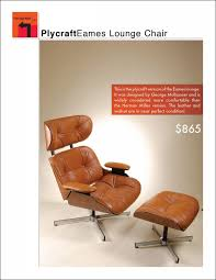 Replica Vitra Chairs Furniture Authentic Eames Lounge Chair And Ottoman Original
