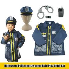 Boys Police Officer Halloween Costume Cheap Costume Police Officer Aliexpress Alibaba