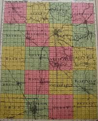 Fayette County Maps Fayettecoiowa1927 Jpg